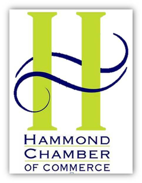 We're a member of the Hammond Chamber of Commerce!